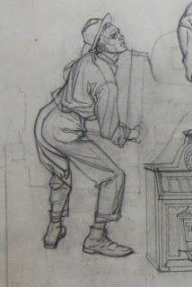 ILLUSTRATION ART: THE SKETCHBOOKS OF ALBERT DORNE