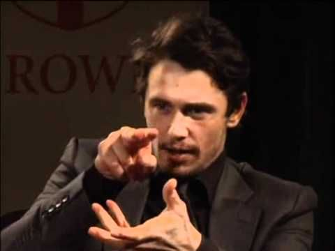interview with my favorite man, James Franco. Pretty long, but well worth it.