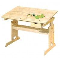 Ergonomisch kinderbureau speciaal ontwikkeld voor het maken van huiswerk of hobbies. Julia functioneert ook als een tekentafel dankzij het kantelbare tafelblad.Dit kinderbureau is in hoogte verstelbaar, waterafstotend en onderhoudsvriendelijk.