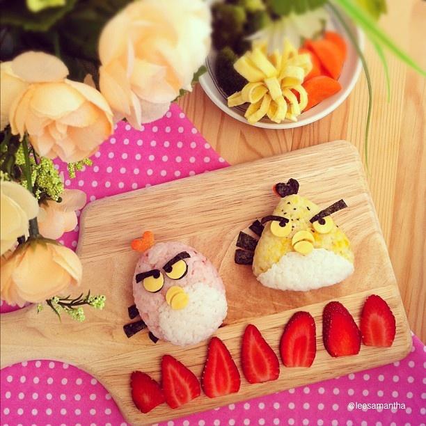 Angry Birds- @Mijeong Lee- #Instagram