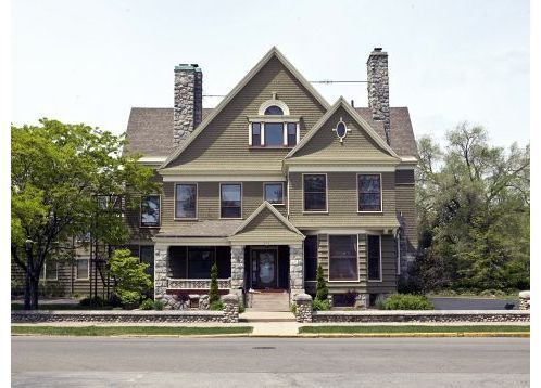 16 best shingle style victorian images on pinterest for Victorian shingles