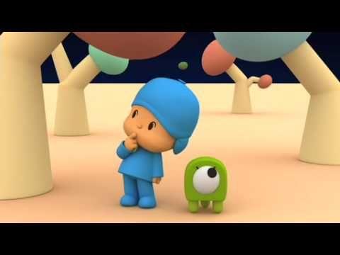 Pocoyó - ¡ Perdidos en el Espacio ! (S02E21) - YouTube