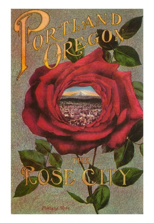 Portland, OR City of Roses  #ridecolorfully #katespadeny