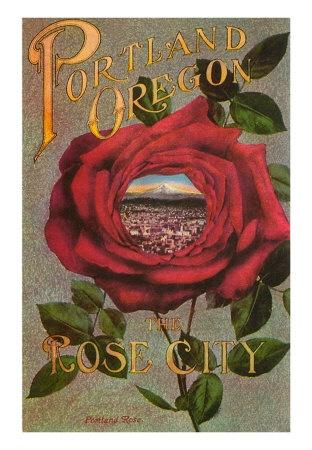 Portland, OR City of Roses  #ridecolorfully #katespadeny