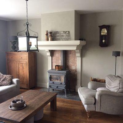 Lila Ledikant: prachtig deze woonkamer zo.