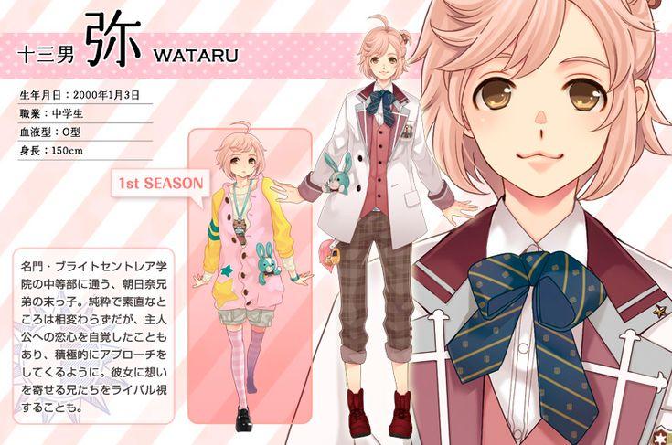 Asahina Wataru season 2