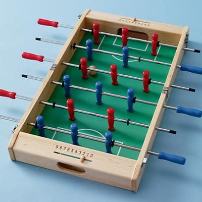 Awesome Kidsu0027 Games: Wooden Foosball Table In Games