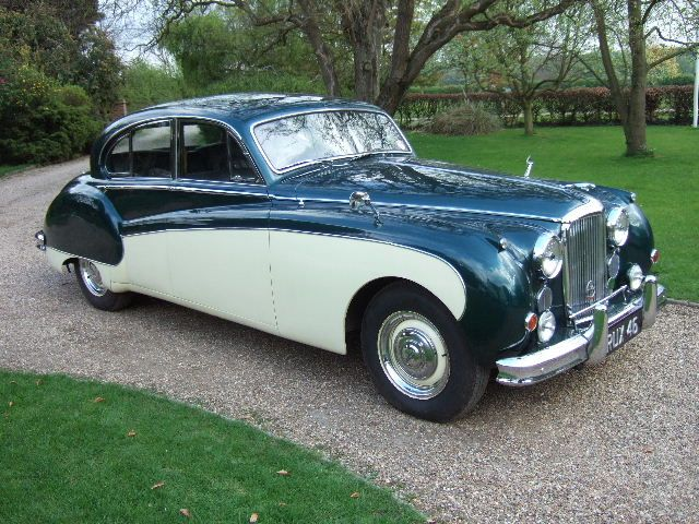 1965 Jaguar 3.8 S-Type