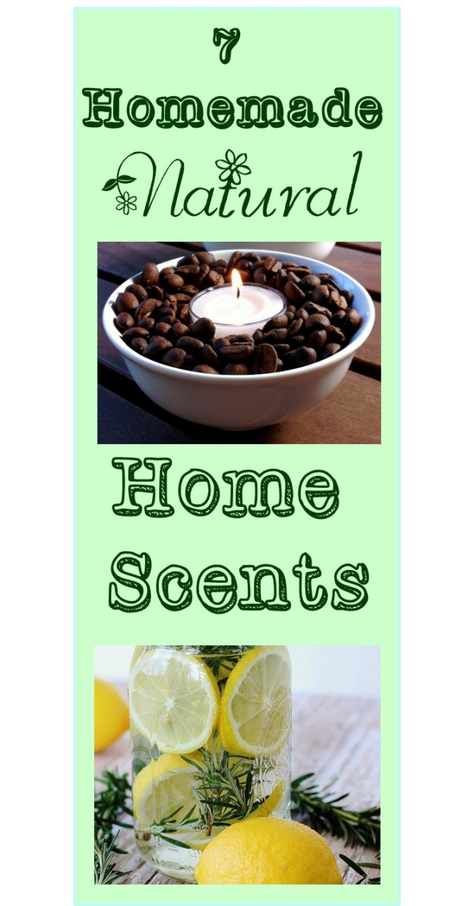 DIY Natural Spring Home Scents Home