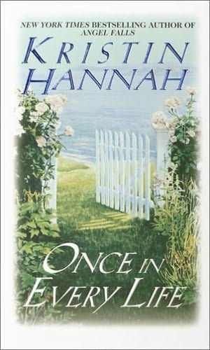 Once in Every Life by Kristin Hannah. This one was a little different but still pretty good! And yes,  I cried.