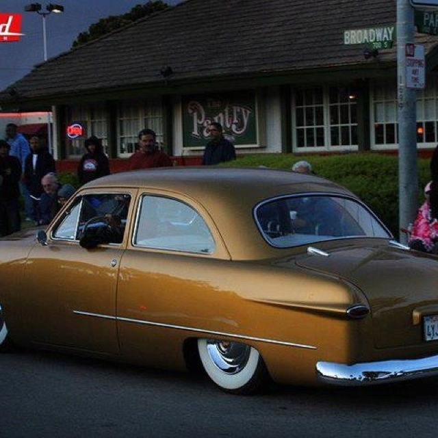 Santa Maria Chevrolet: Shoebox Fords Are Cool.....
