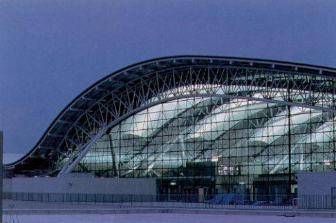 Renzo Piano Kansai Airport  #architecture #Piano #Renzo Pinned by www.modlar.com