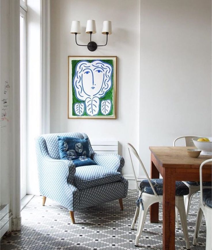 A Lovely Corner In Waynepates Brooklyn Home Featured Rebecca Atwoods New Book Living With