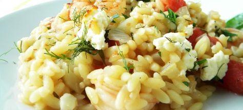Δες εδώ μια πολύ ωραία συνταγή για ΚΡΙΘΑΡΟΤΟ ΜΕ ΓΑΡΙΔΕΣ ΚΑΙ ΦΙΝΟΚΙΟ, μόνο από τη Nostimada.gr
