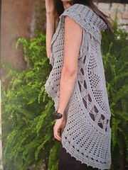 Ravelry: Circular vest pattern by emmhouse...free pattern!
