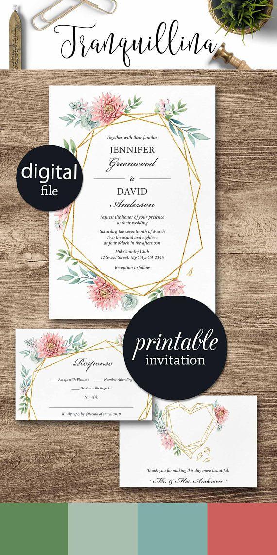 wildflower wedding invitation templates%0A resignation letter salary
