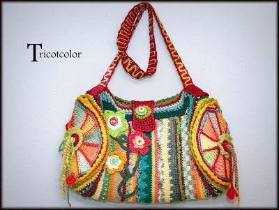 Tricotcolor: Polochon !