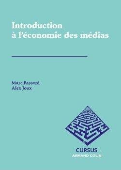 Introduction à l'économie des médias / Marc Bassoni et Alexandre Joux - CEPE-IAE Bibliothèque 301.12 BAS  http://cataloguescd.univ-poitiers.fr/ClientBookLine/recherche/executerRechercheprogress.asp?bNewSearch=true&strTypeRecherche=pr_multicritere&txtDOCID=180575023&cboIndexFormatANY=touslesmots&CodeDocBaseList=BU_POITIERS