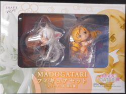 アニプレックスSHAFT40th MADOGATARI展限定 MADOGATARIフィギュアセットC:巴マミ羽川翼
