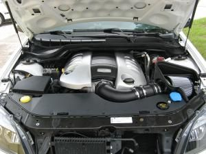 Chevrolet Caprice High Performance Air Intake System