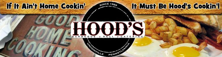 BBQ Restaurants Chester County : Hood's BBQ Unionville PA : Kennett Square Catering in Chester County PA : BBQ Caterer
