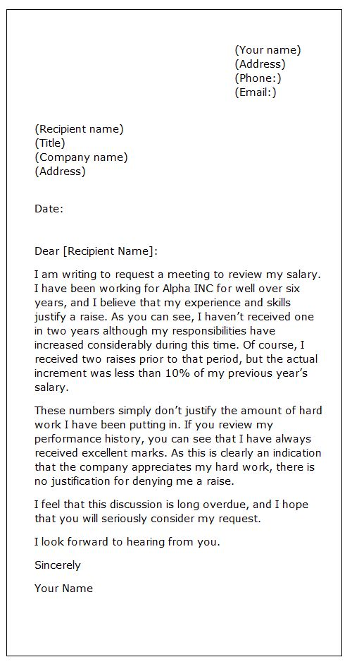 The 25+ best Formal letter template ideas on Pinterest Formal - retirement letters