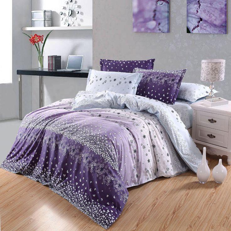 25 melhores ideias de capas de edred o roxo no pinterest - Ikea textil cama ...