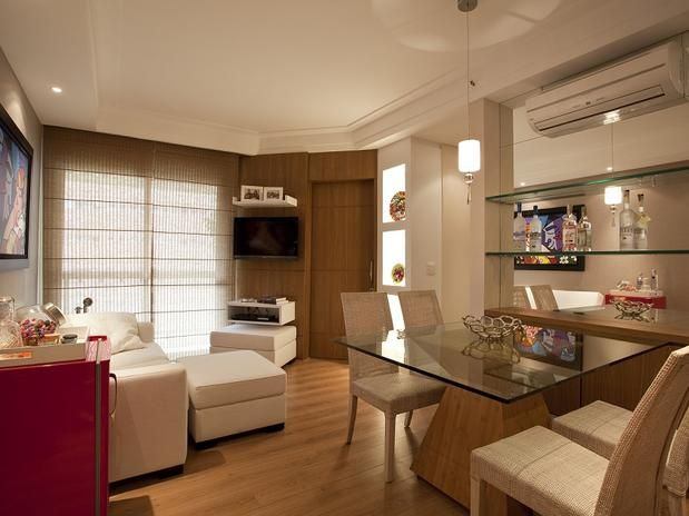 Mesa de jantar: saiba escolher o móvel ideal para salas pequenas - Terra Brasil