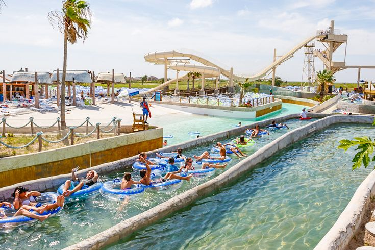 Schlitterbahn Corpus Christi Waterpark Fact Sheet 2016 | Schlitterbahn News Room