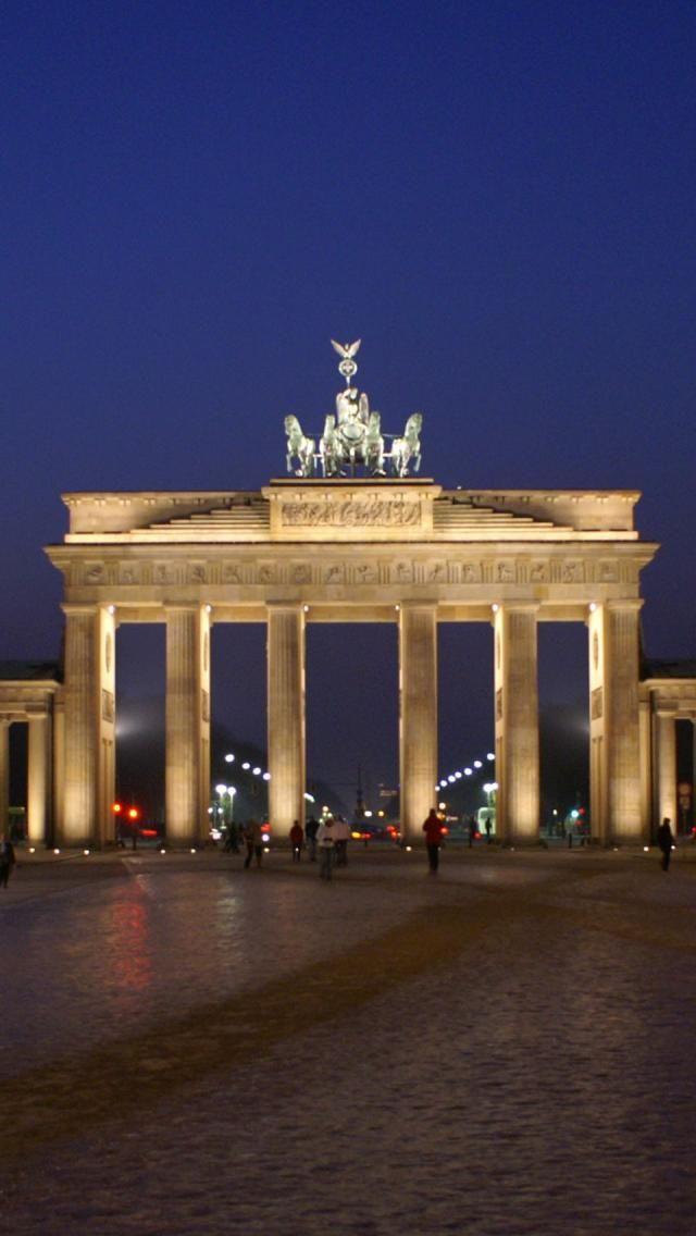 Brandenburg Gate - Berlin, Germany