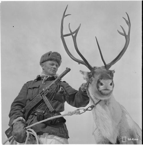 Warrior of Lapland. 4.5.1944.