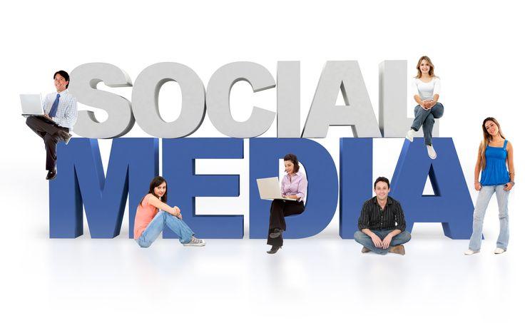 markedsføring på sosiale medier