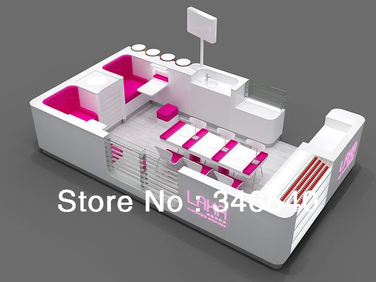 Funroad-2014-Laka-Nail-manicure-and-pedicure-kiosk-in-mall-for-hot-sale-pink-acrylic-with.jpg 800×600 píxeles