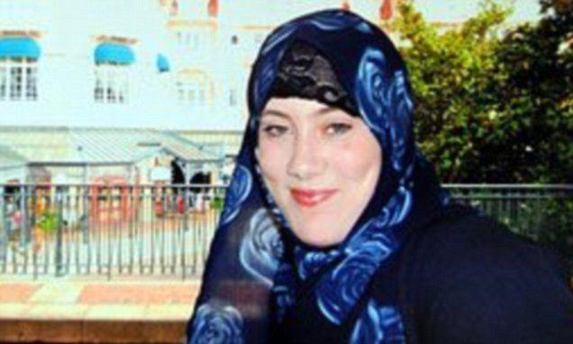 White Widow Samantha Lewthwaite is 'killed by sniper in Ukraine'.   -Yes!