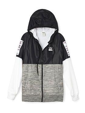 Anorak Full-Zip Hoodie                 SF-346-045                                                                                     $89.95
