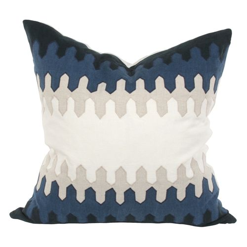 Modern Navy Pillows : 206 best fabrics.pillows.drapes. images on Pinterest Decorative throw pillows, Cushions and ...