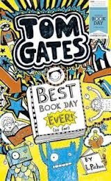 Tom Gates series by L.Pichon (My 7 year old loves them!) Diary like, not long story, child writing, doodles.