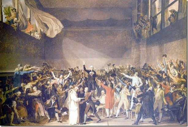 The Tennis Court Oath was a crucial event during the beginning of the French Revolution. This pledge was signed on June 20, 1789, by the members of the Third Estate. The Oath was significant because it embarked French citizens in opposition to Louis XVI. Also, the National Assembly refused to back off, which gave the king no choice but to make concessions. The Oath was of political significance because it was the oath to the stop of the king.