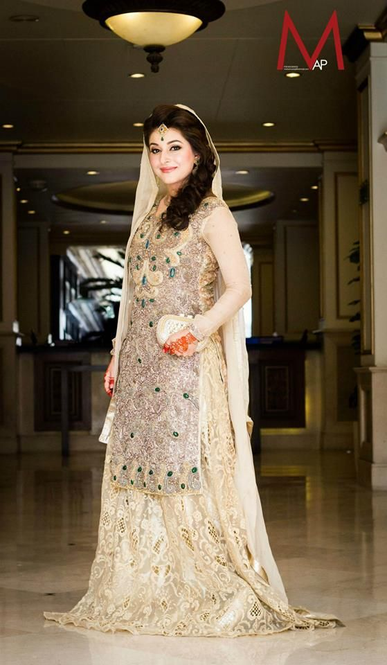 303 best bridal images on Pinterest   Indian gowns, Indian dresses ...