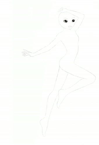 Pin von Patricia Mayo auf Crafts Topmodel ausmalbilder