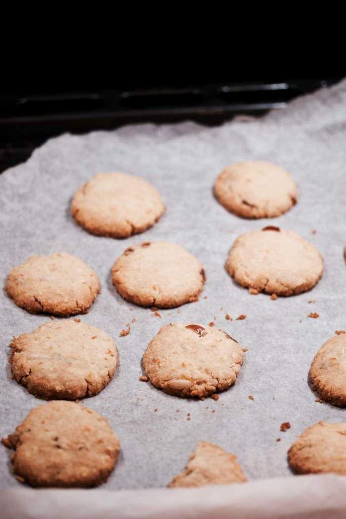 Biscotti al cocco, con farina di riso