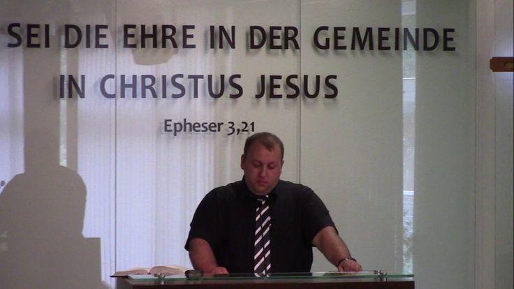 """""""Христианин и заповедь десятины"""".  Проповедь. 25.06.17"""