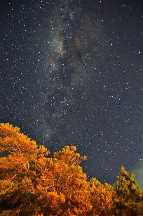 Milkyway in Cemoro Sewu, Kaki Gunung Lawu, Magetan, Jawa Timur, Indonesia.