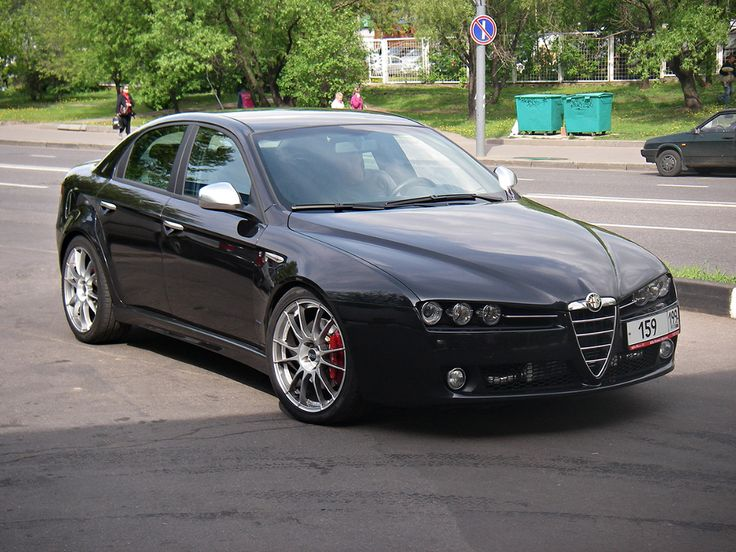 alfa romeo 159 ti car stuff pinterest spider and. Black Bedroom Furniture Sets. Home Design Ideas
