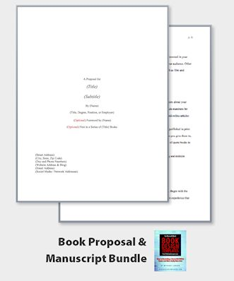 Fiction Book Proposal Template Image collections - Template Design ...