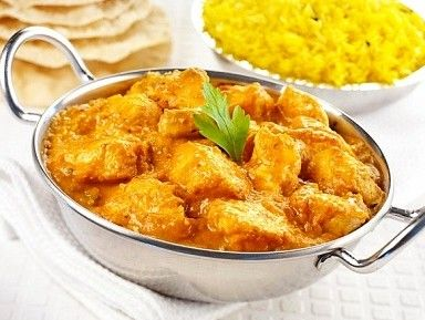 """slimming world chicken korma"""