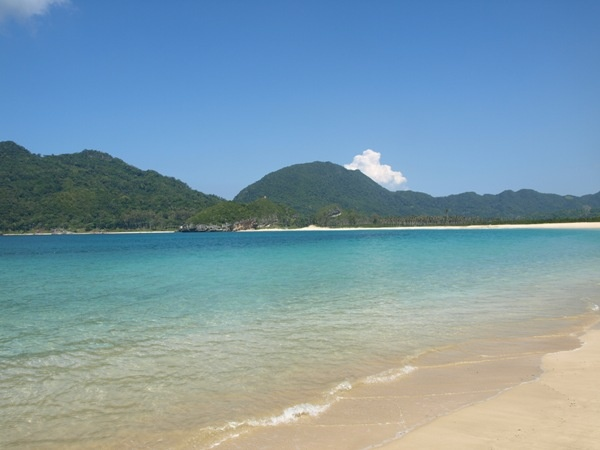Lampuuk Beach, Aceh, Indonesia