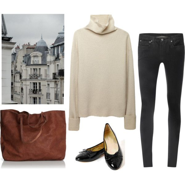 casual by trenchcoatandcoffee on Polyvore featuring Isabel Marant, Helmut Lang and Chanel