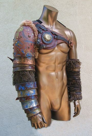 Spartacus Thracian Gladiator Armour Rental