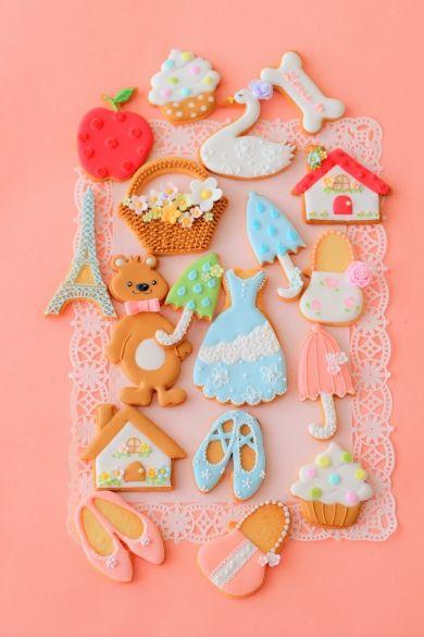 「サクサク型抜きクッキー」あいりおー | お菓子・パンのレシピや作り方【cotta*コッタ】